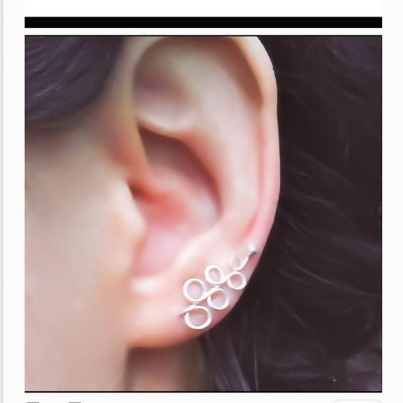 Moodtherapy Jewelry - ✨925 EAR CRAWLERS/CLIMBER✨